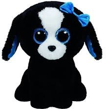 Ty Beanie Boos- Dog, Tracey the Dog