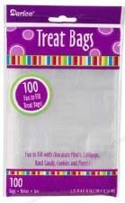 "Treat Bags- 3.75""x6"", 100ct"