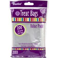 "Treat Bags- 3""x4.75"", 100ct"