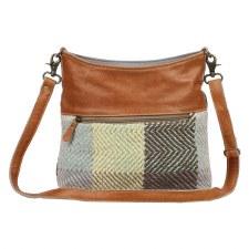 Myra Crossbody Bag- Tri N Zig