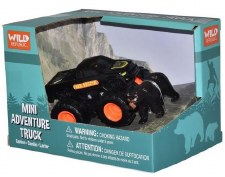 Mini Adventure Truck w/ Bear