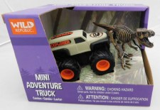 Mini Adventure Truck w/ T-Rex