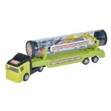 Tube Transport Truck- Zoo