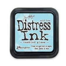Tim Holtz Distress Ink- Tumbled Glass Ink Pad