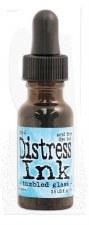 Tim Holtz Distress Ink- Tumbled Glass Refill