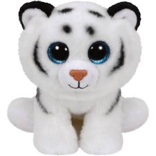 Ty Beanie Boos- Tundra the White Tiger
