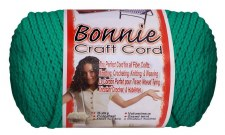 Bonnie 4mm Craft Cord- Turquoise