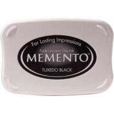 Memento Dye Ink Pad- Tuxedo Black