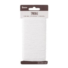 Twine, 100yds- White