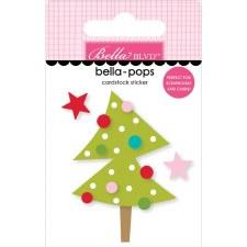 Fa La La Bella-Pops Stickers- Twinkle Lights