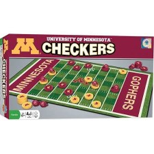 Checkers- Minnesota Gophers