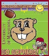 Minnesota Gophers Kid's Puzzle, 24pc