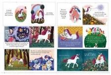 Kids Fabric Book Panel- Uni the Unicorn