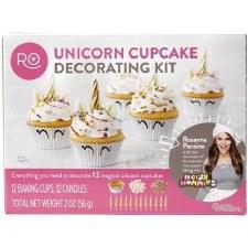 Wilton Cupcake Decorating Kit- Unicorn