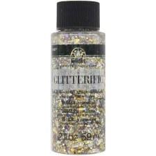 FolkArt Glitterific Glitter Paint, 2 oz- Unicorn