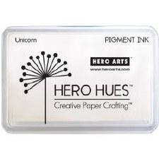 Hero Hues Pigment Ink- Unicorn White