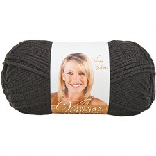 Vanna's Choice Yarn- Black