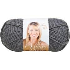 Vanna's Choice Yarn- Charcoal Grey