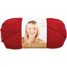 Vanna's Choice Yarn- Cranberry