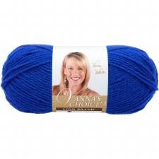 Vanna's Choice Yarn- Electric Blue