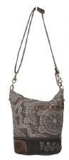 Myra Shoulder Bag- Vintage Carved