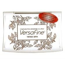 VersaFine Pigment Ink Pad- Vintage Sepia