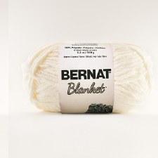 Bernat Blanket Yarn- Vintage White