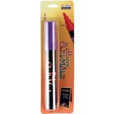 Bistro Chalk Marker, Bullet Tip- Fluorescent Violet