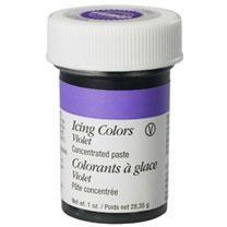 Icing Color, 1oz- Violet