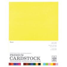 "8.5x11"" Premium Cardstock, 100ct- Starter Collection"