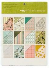 Wild Asparagus 6x8 Pape Pad
