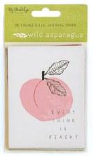Wild Asparagus Journal Cards