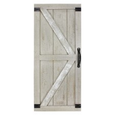 "Barn Door Wall Art- 12""x28"""