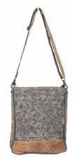 Myra Shoulder Bag- Walnut Pattern