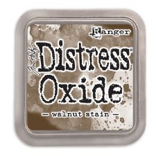 Tim Holtz Distress Oxide- Walnut Stain Ink Pad