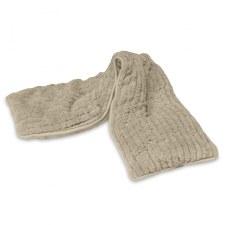 Warmies Spa Therapy Neck Wrap- Warm Grey