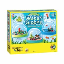 Creativity for Kids Craft Kit- Water Globes, Under the Sea