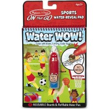 Melissa & Doug On The Go Water Wow!- Sports
