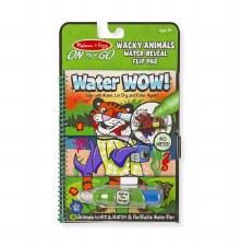 Melissa & Doug On The Go Water Wow!- Wacky Animals