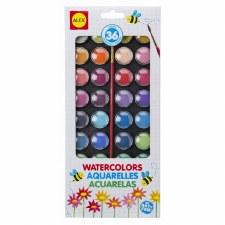 Artist Studio Watercolor Paints Set, 36pc