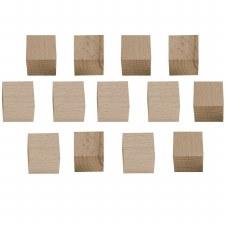 """1"""" Square Blocks - 13ct"""