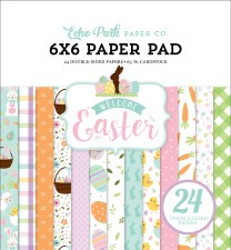 Welcome Easter 6x6 Paper Pad