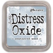 Tim Holtz Distress Oxide- Weathered Wood Ink Pad