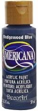 Americana Acrylic Paint, 2oz- Blues: Wedgewood Blue