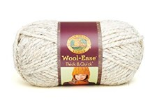 Wool Ease Thick & Quick Yarn- Wheat