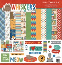 Whiskers Collection Kit