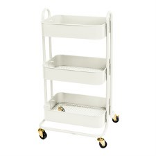 We R Memory Keepers A La Cart Storage- Off White Cart
