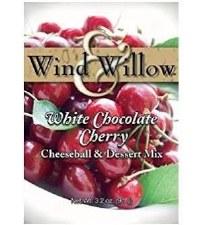 Wind & Willow Cheeseball & Dessert Mix- White Chocolate Cherry