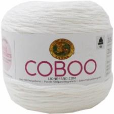 Coboo Yarn- White