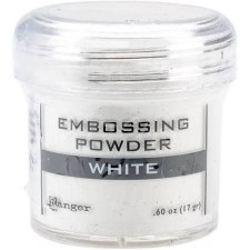 Embossing Powder- White